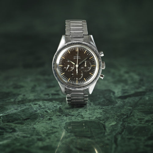 Bukowskis Important Timepieces - Omega Speedmaster 2915-3 Single