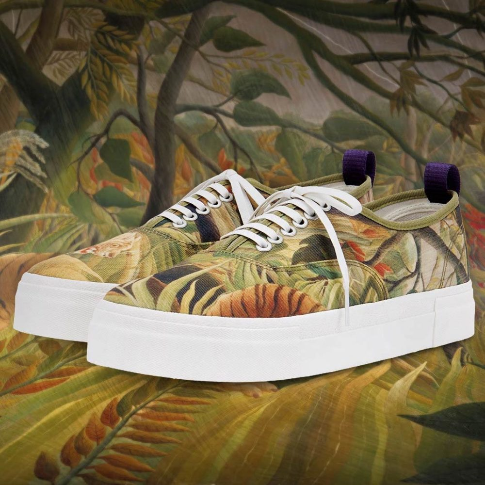 Eytys Summer Cruise Collection Eytys Mother Rousseau unisex sneaker square