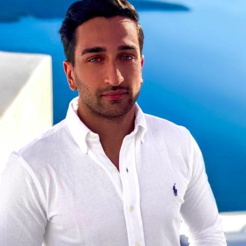 Intervju med Ashkan Mirghadiri från Amant
