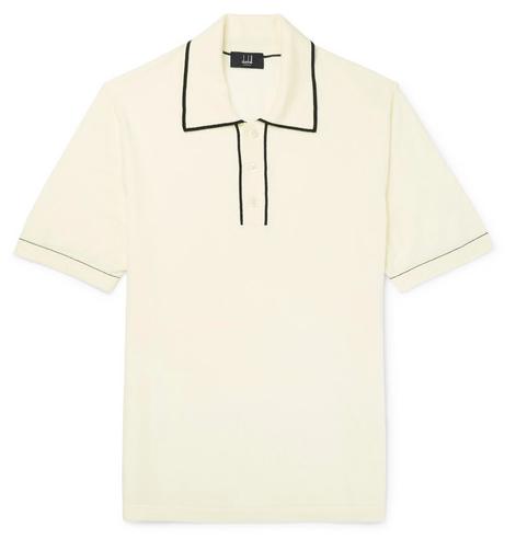 Pikétröja Dunhill polo shirt piké