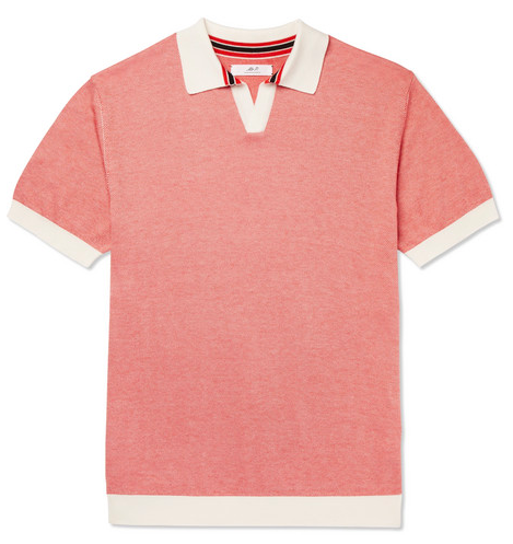 Pikétröja Mr P polo shirt piké