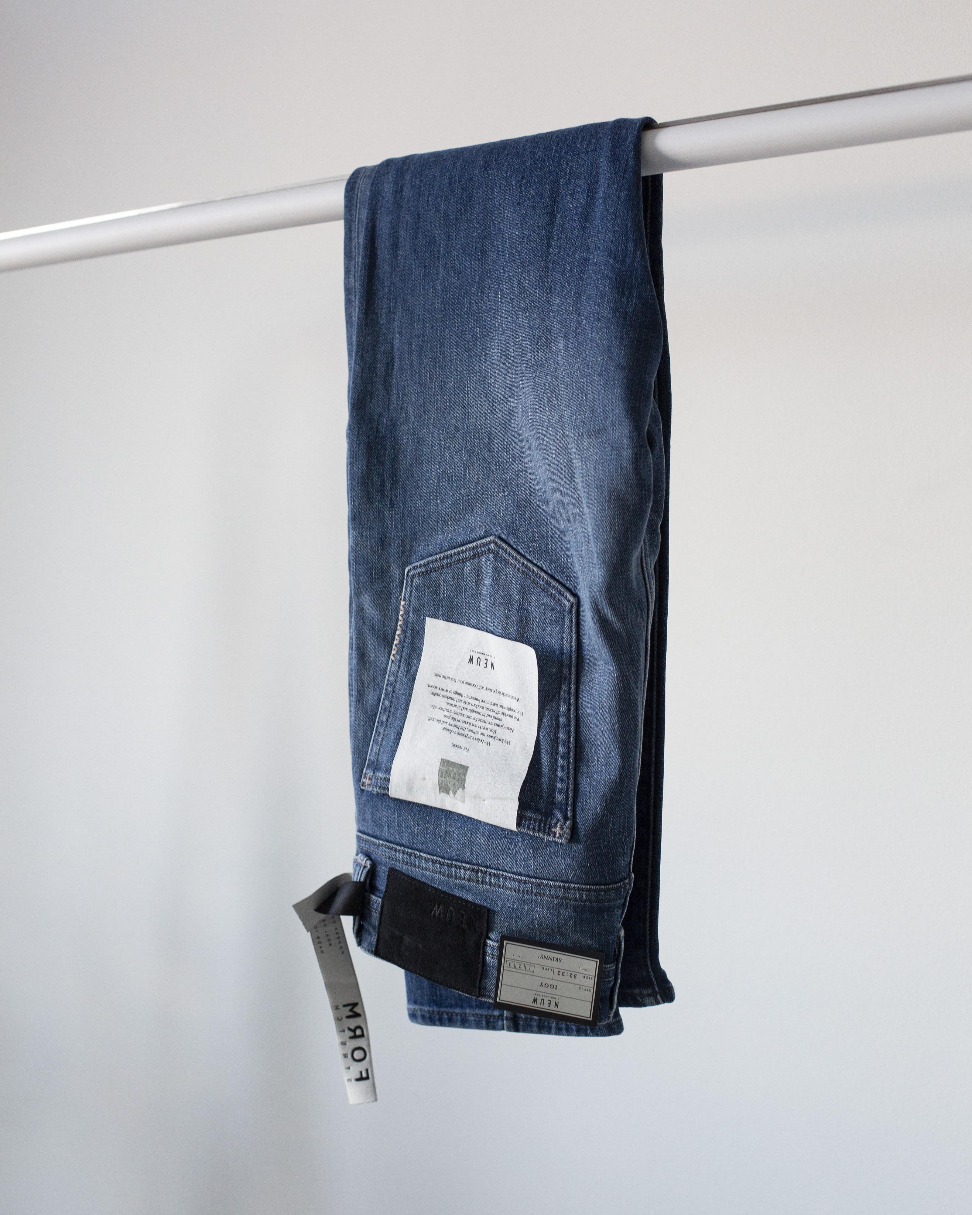 NEUW har släppt jeans inspirerade av 90-talskultfilmen KIDS och presenterar materialet FORM