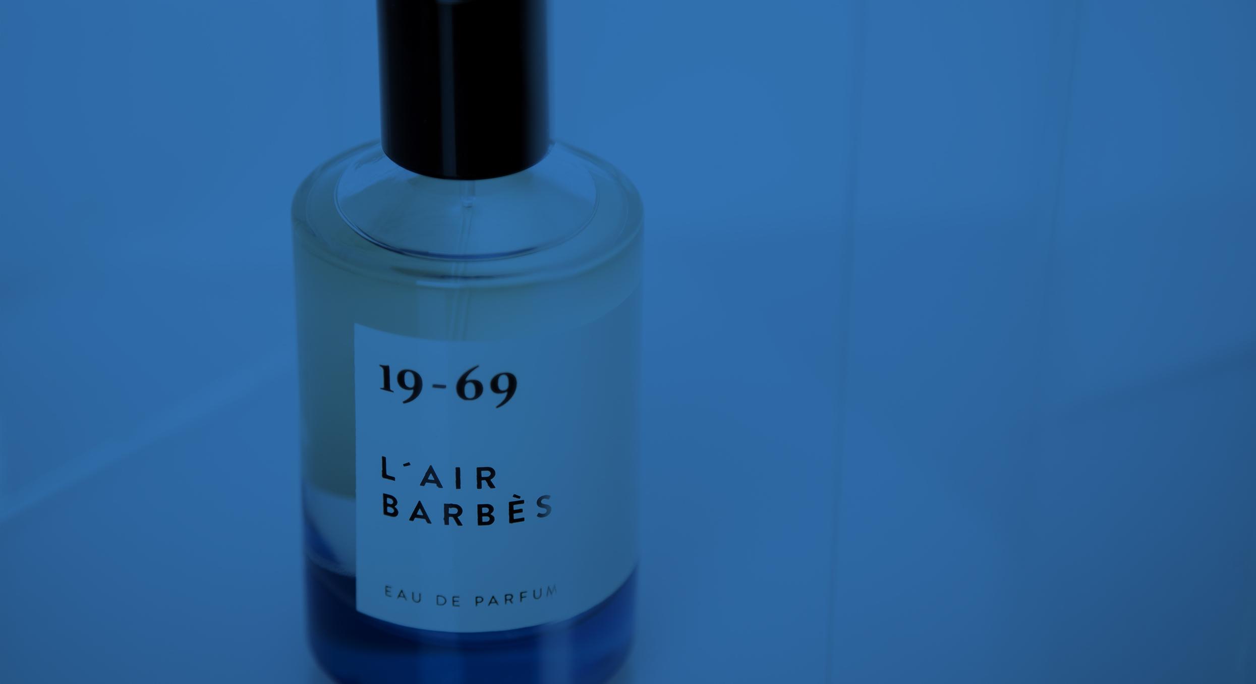 L'air Barbès från 19-69 är en hyllning till Paris