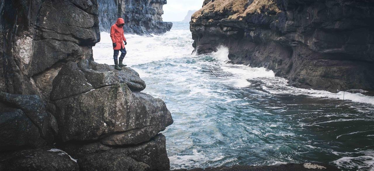 Tretorn Rain Jacket from the Sea är tillbaka för att stanna