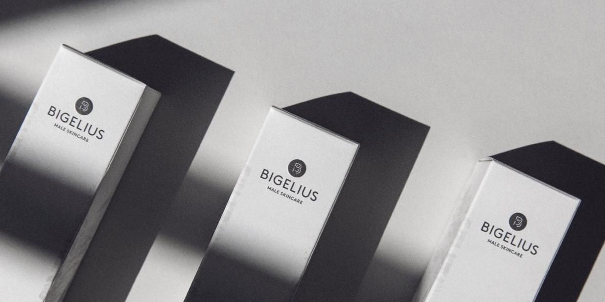 """Henrik Bigelius lanserar hudvårdsmärket Bigelius Skincare """"Ska ge män den hudvård de förtjänar"""""""