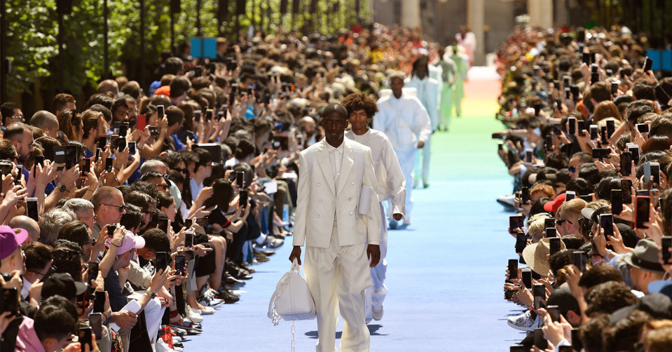 Louis Vuitton Men SS19 – 10 favoritlooks från den hypeade visningen