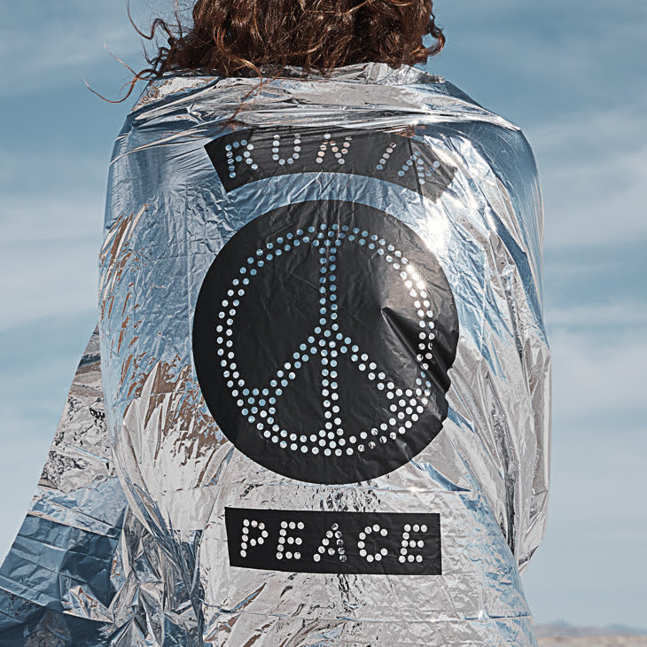 Satisfy Running Run in Peace selected photo