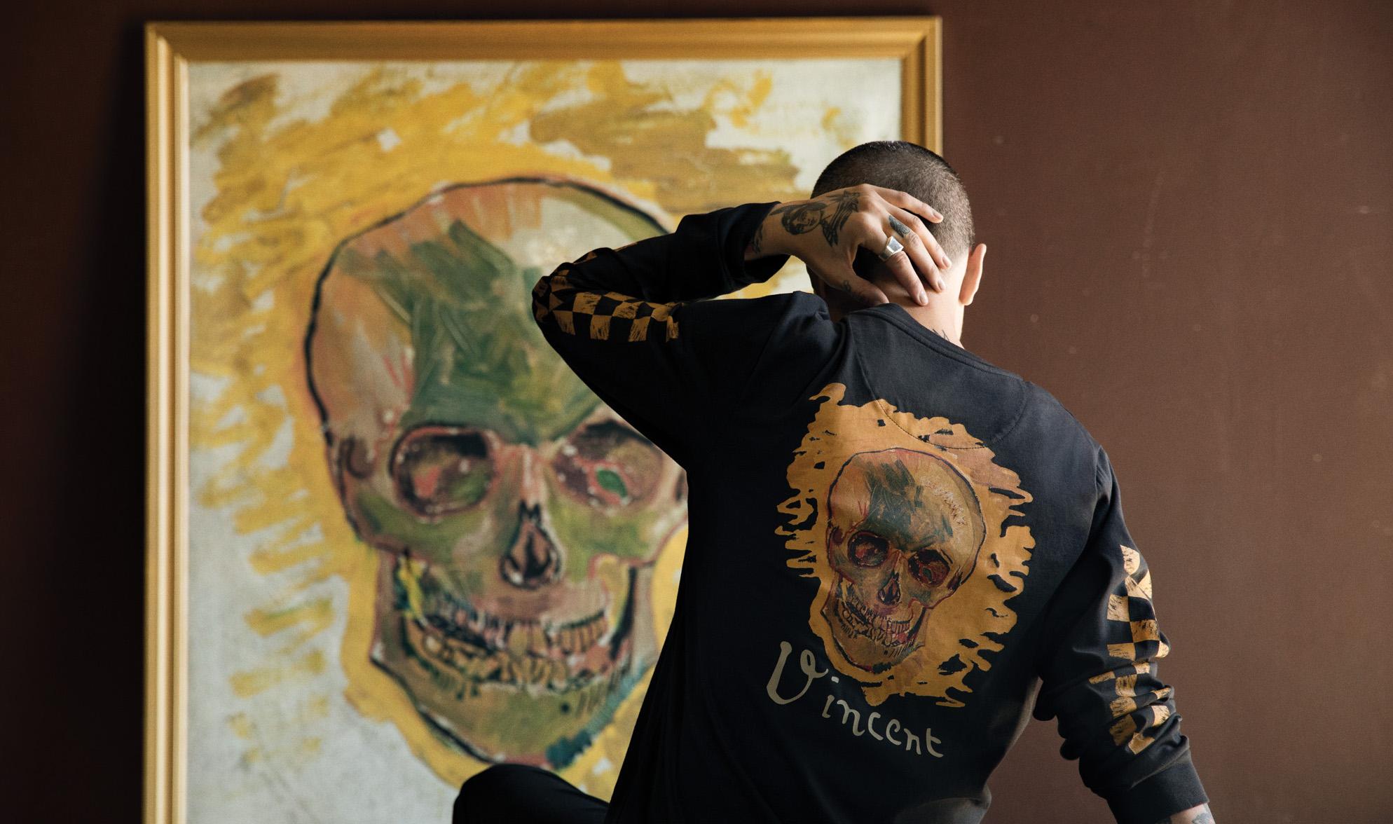 Mästerliga sneakers från Vans x Van Gogh Museum