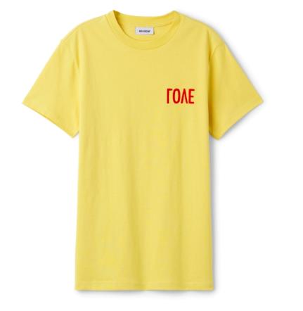 Alan Love t-shirt från Weekday