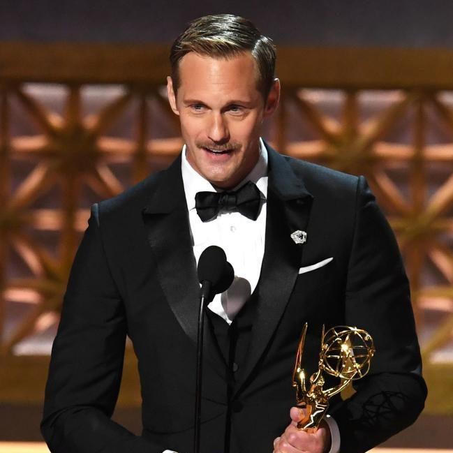 Alexander Skarsgård Emmys 2017