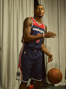 Nike NBA Statement Edition uniform Washington
