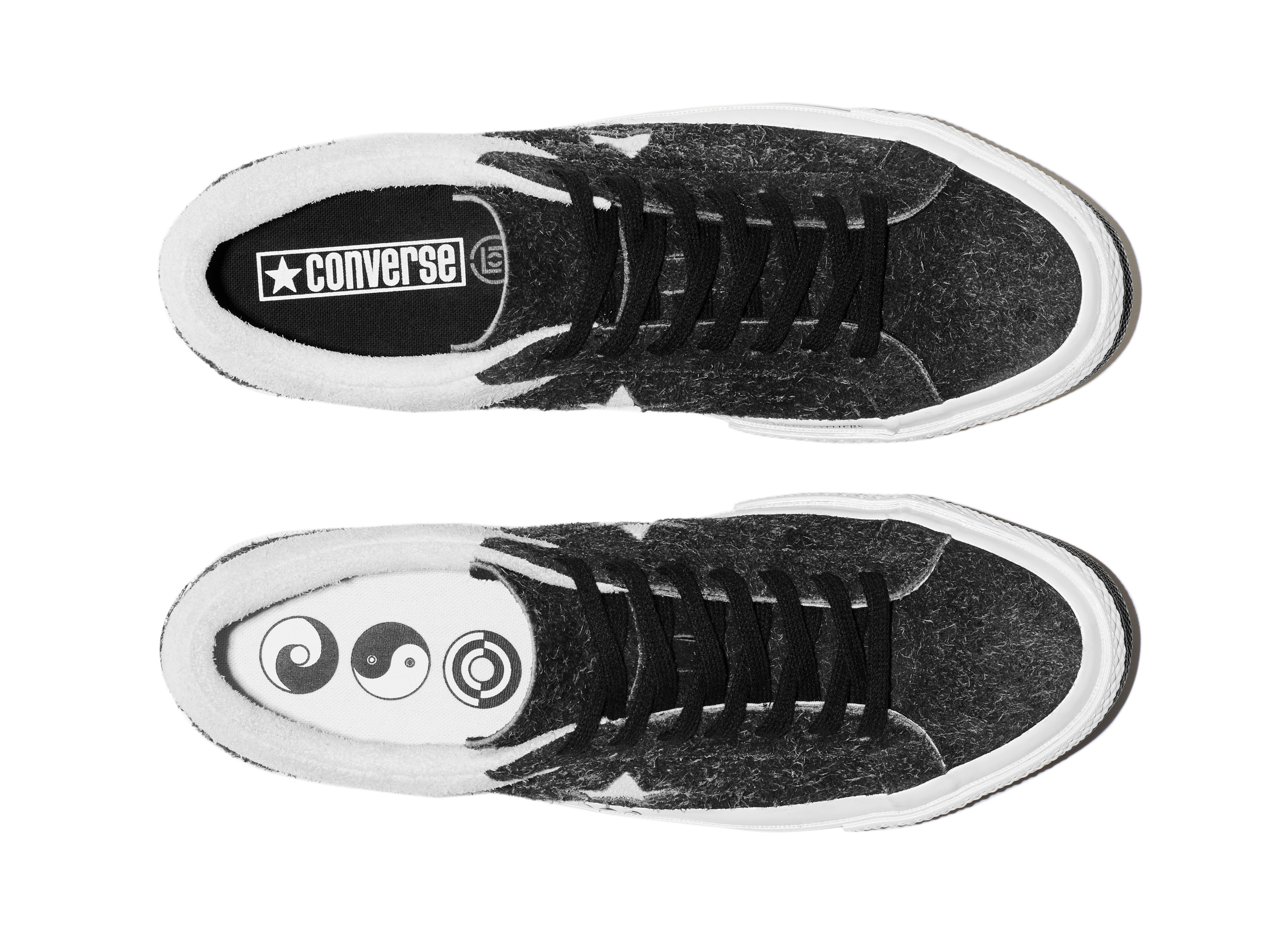 Converse x CLOT One Star Are you Karl
