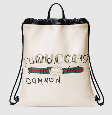 Gucci FW17 common sense bag