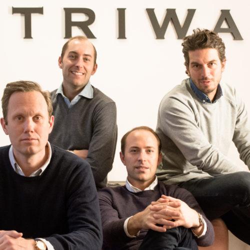 Intervju med grundarna av TRIWA square