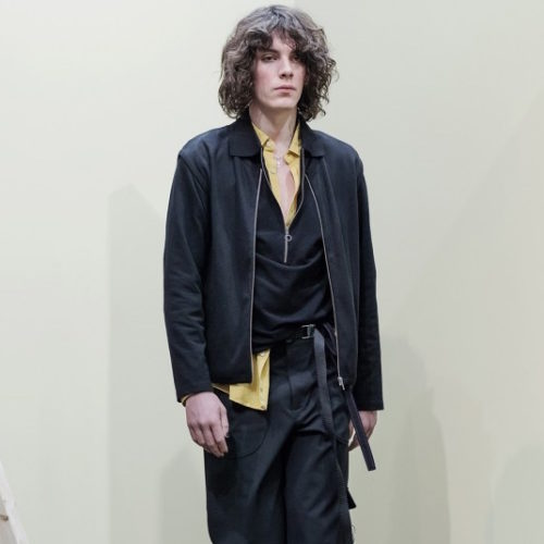 L'homme Rouge FW17 collection 7