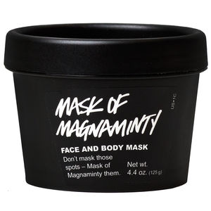Mask of magnaminty från Lush