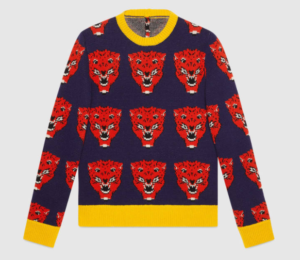 Men's Gucci sweather knitted