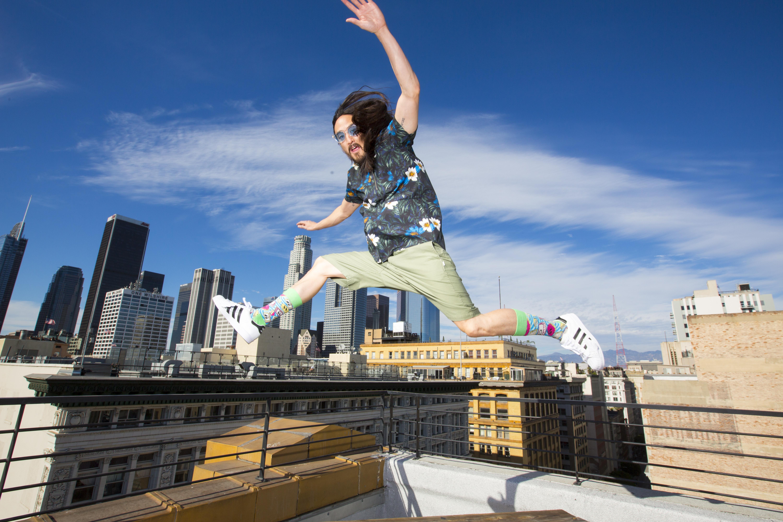 Happy Socks x Steve Aoki - Happy Socks släpper limiterad kollektion med Steve Aoki