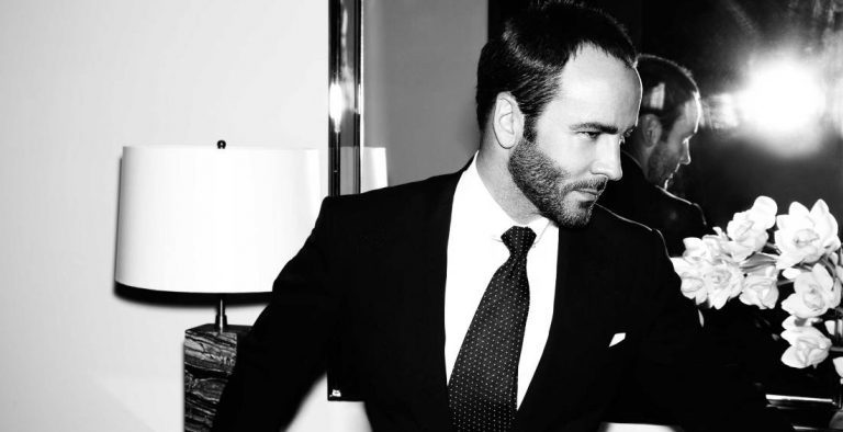 Tom Ford lanserar parfymen Fucking Fabulous