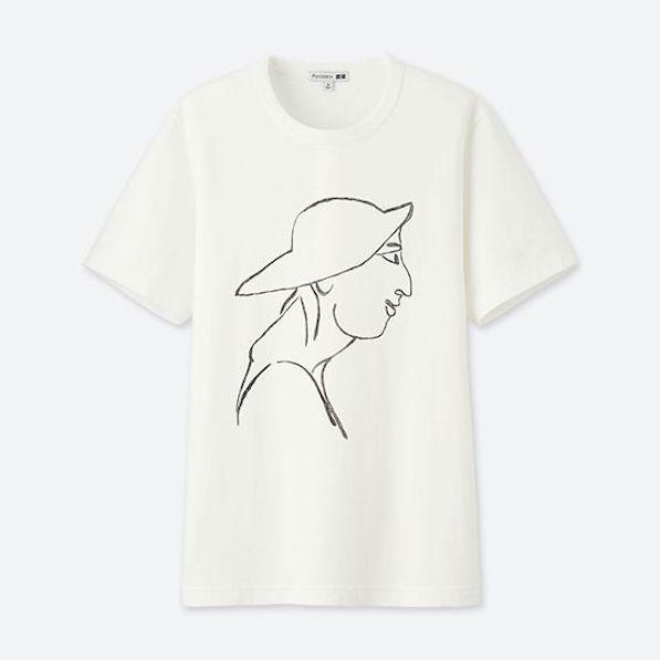 Uniqlo x JW Anderson Collection UNIQLO and JW ANDERSON t-shirt