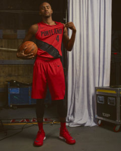 Nike NBA Statement Edition uniform