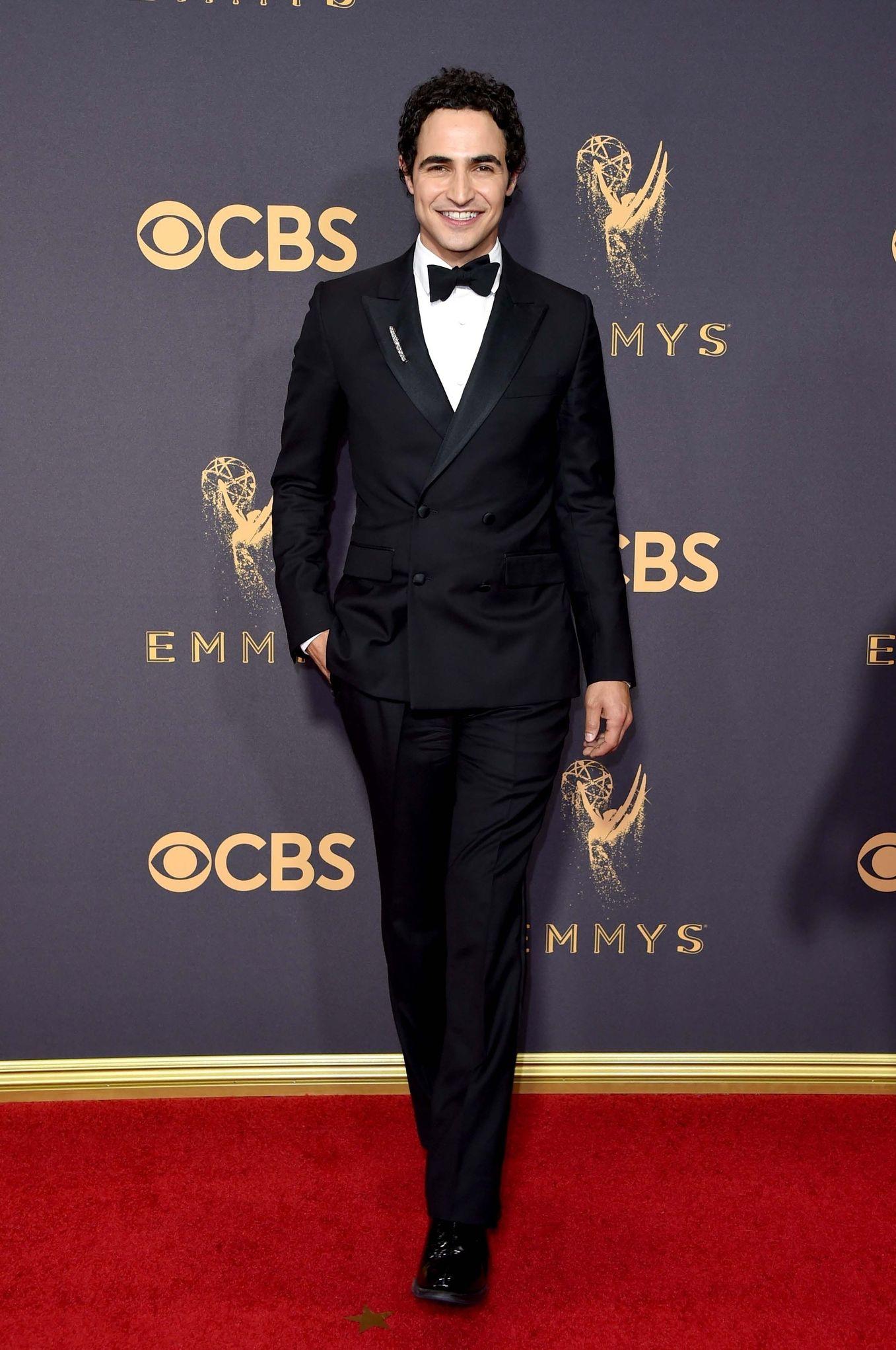 Zac Posen Emmy Awards