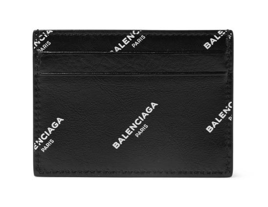 Balenciaga Printed Card Holder korthållare