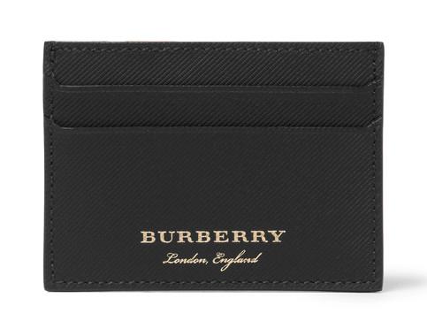 Burberry Emobossed Card Holder korthållare