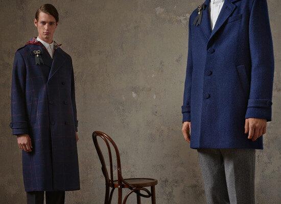 Erdem x H&M Men's Collection Lookbook 10
