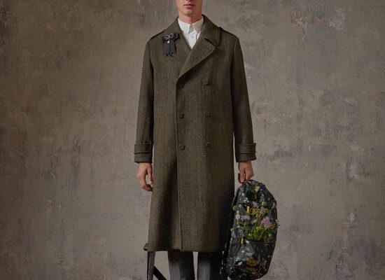 Erdem x H&M Men's Collection Lookbook 3