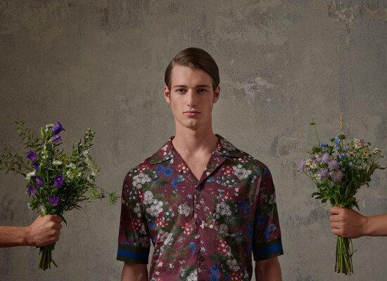 Erdem x H&M Men's Collection Lookbook 4