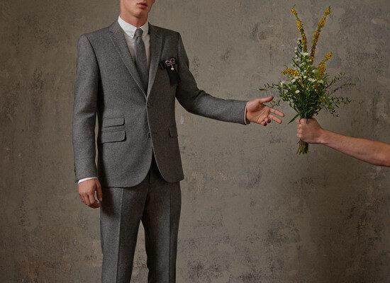 Erdem x H&M Men's Collection Lookbook