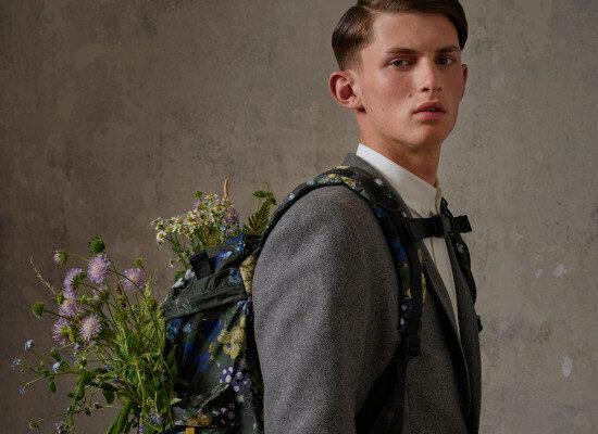 Erdem x H&M Men's Collection Lookbook 6