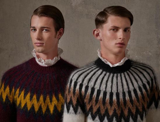Erdem x H&M Men's Collection Lookbook 8