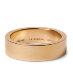 Le Gramme 18K Gold Ring guldring