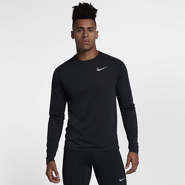 Nike Tailwind långärmad löpartröja 1