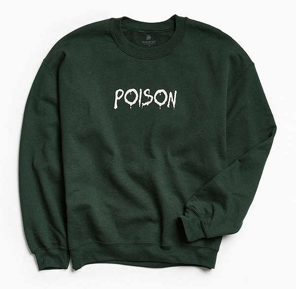 Poison The Youth sweatshirt från Urban Outfitters