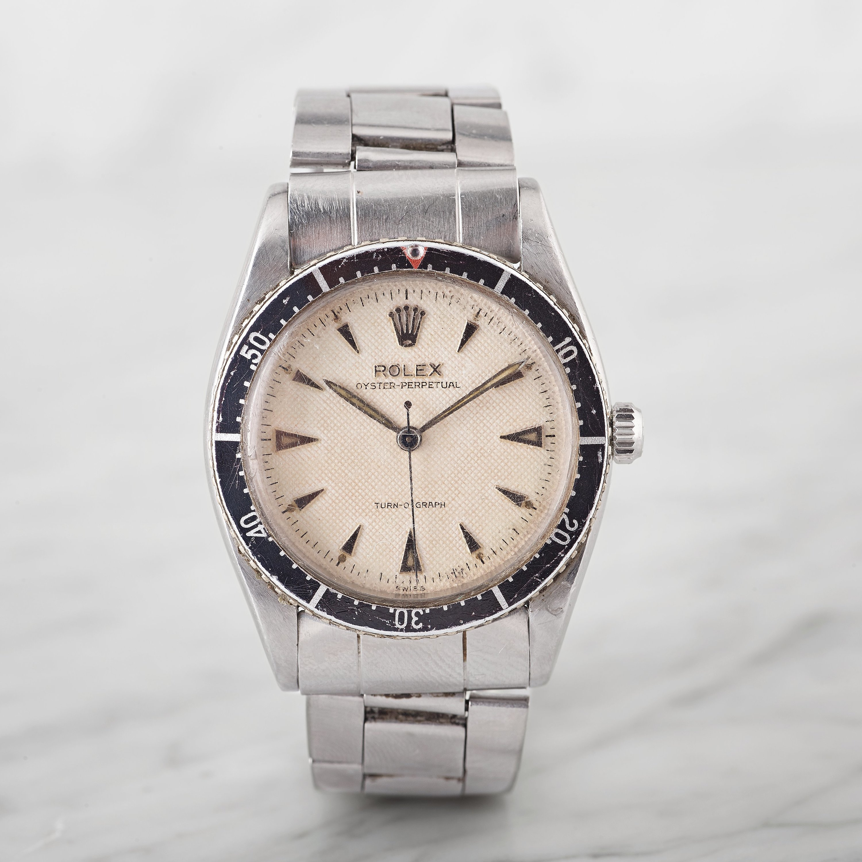 Rolex, Turn-O-Graph, Bukowskis Important Timepieces