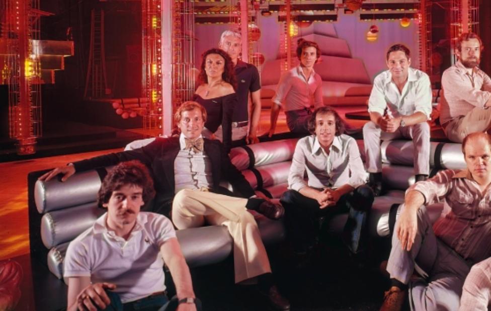 Den första officiella boken om legendariska Studio 54