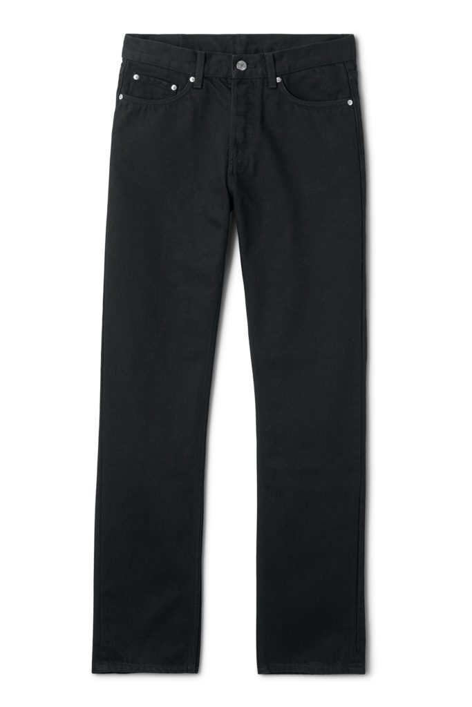 Weekday Jeans Vacant Black