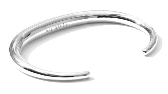 ALL_BLUES Fat Snake bracelet