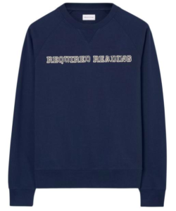 GANT Rugger The Required Reading Crew sweatshirt