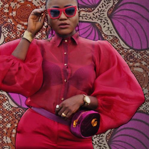Kobra Modeundret i Lagos Maki Oh Parisa Amiri