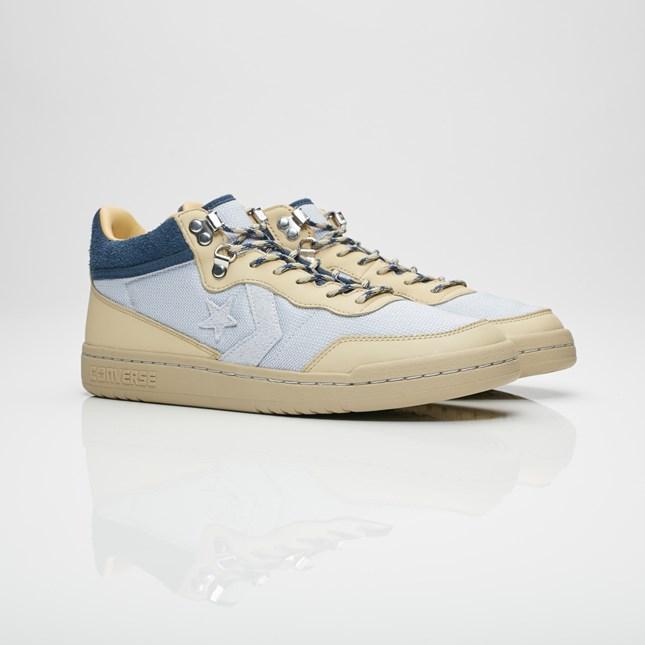 Sneakers Converse Fastbreak x CLOT gravel:halogen blue