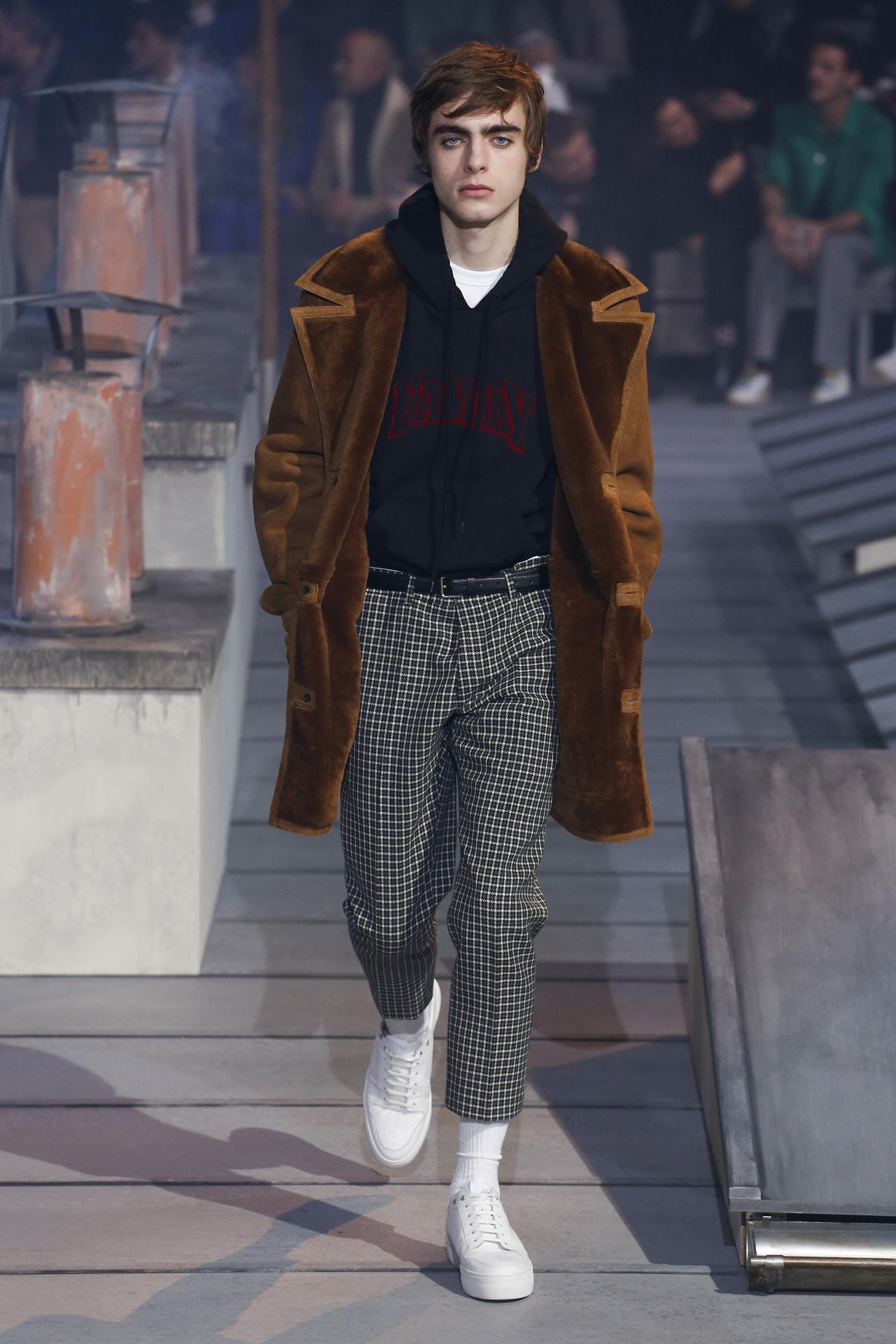 AMI Menswear Fall:Winter 2018 3