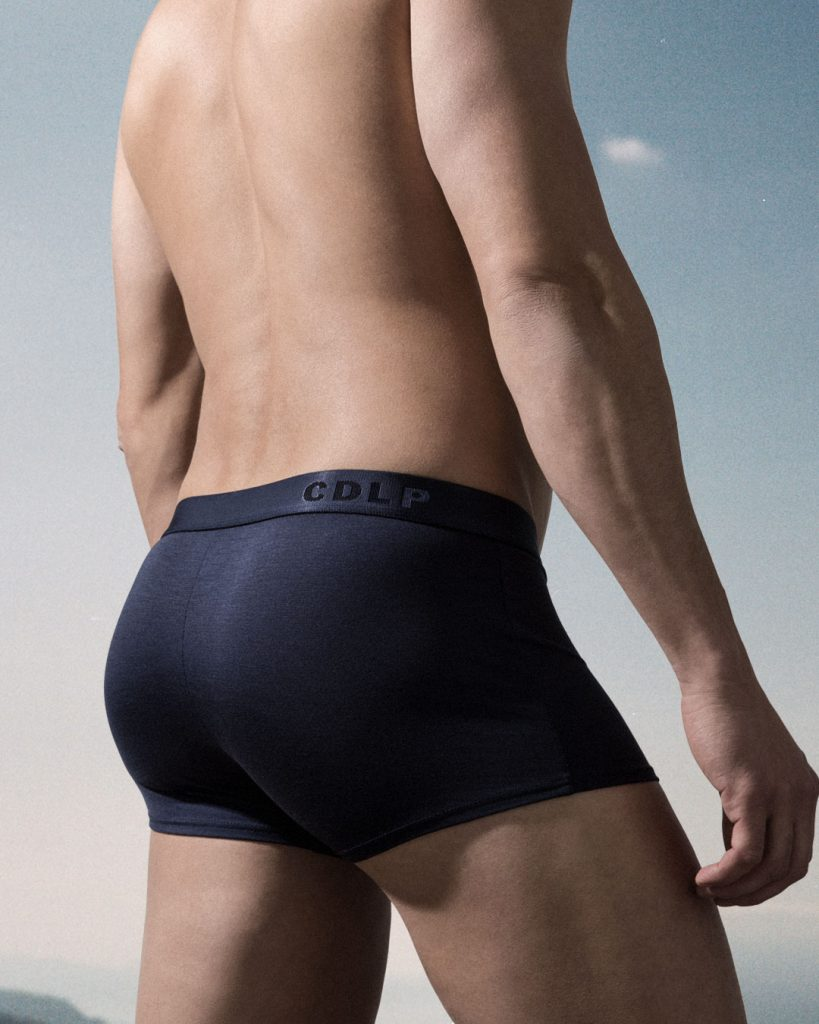 CDLP introducerar the Navy Blue TRUNK