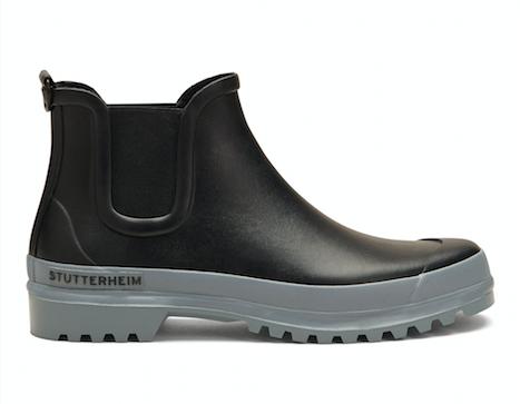 Chelsea boots Stutterheim Rain Walker rubber chelsea boots