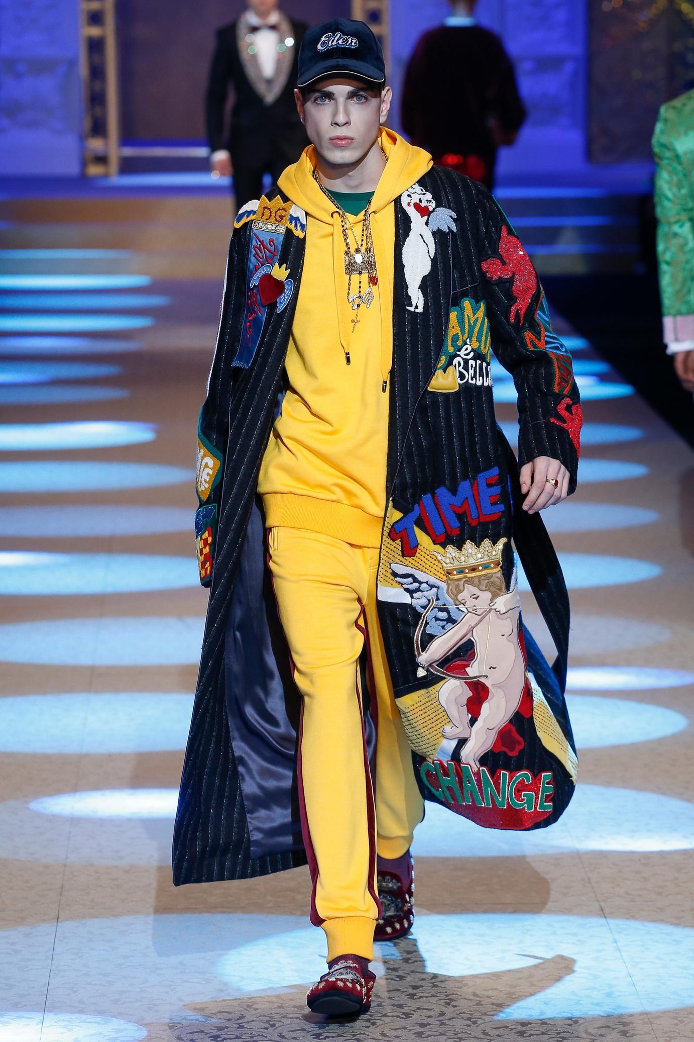 Dolce & Gabbana Menswear Fall:Winter 2018 2