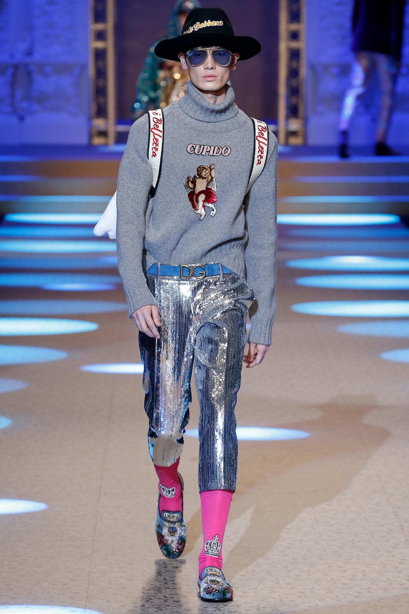 Dolce & Gabbana Menswear Fall:Winter 2018 4