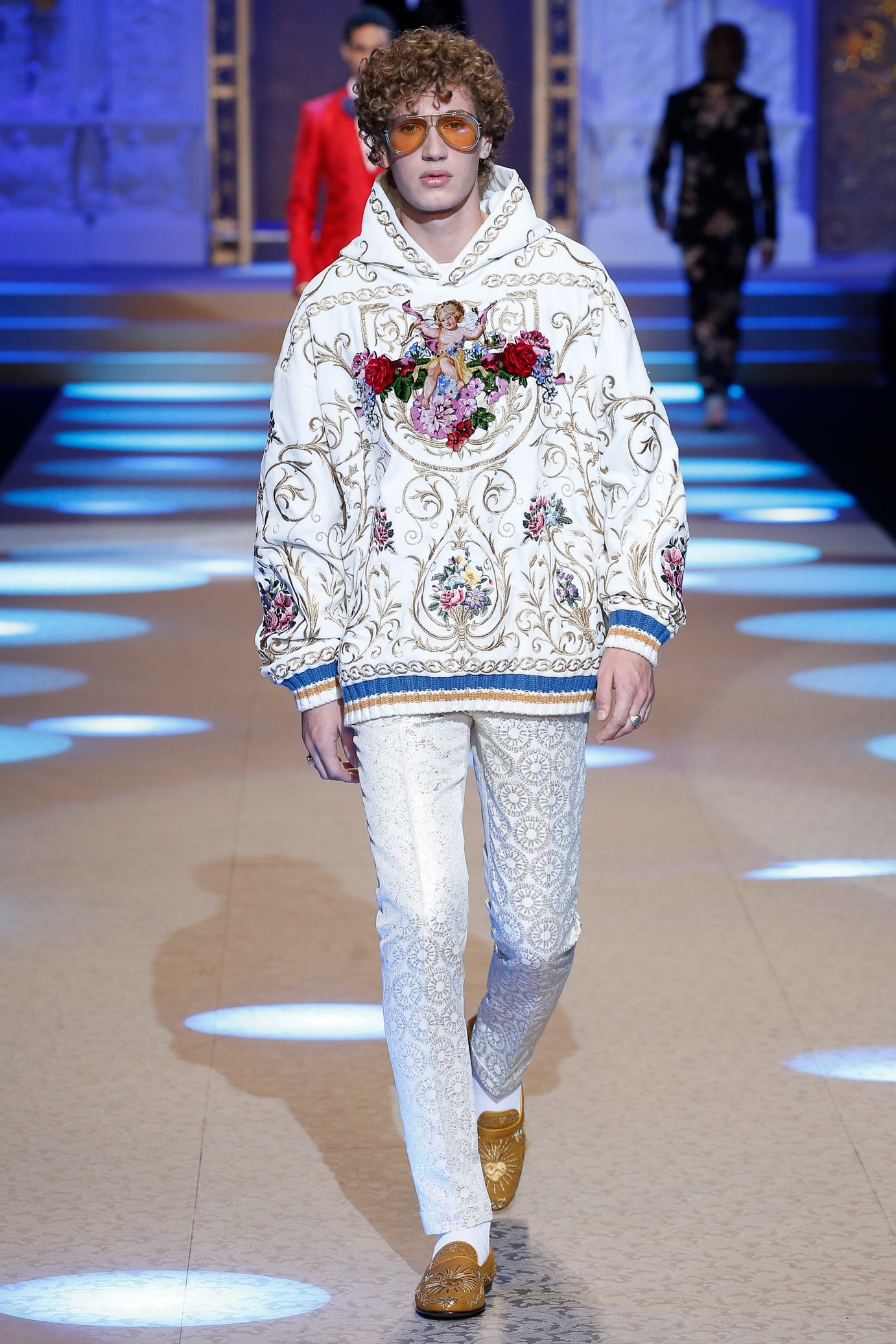 Dolce & Gabbana Menswear Fall:Winter 2018